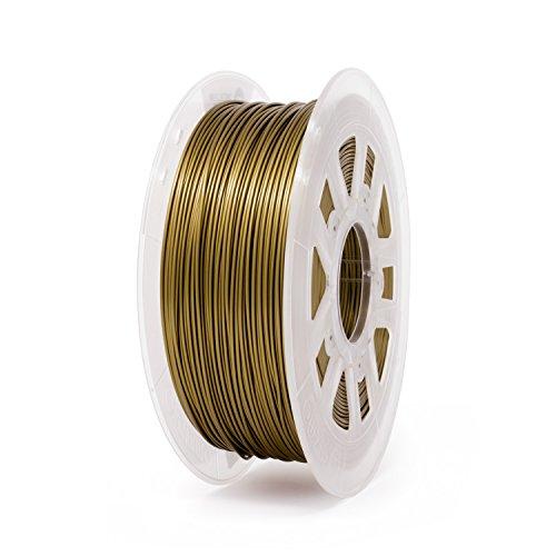 Gizmo Dorks Filament rempli de métal, 1 kg pour imprimantes 3D