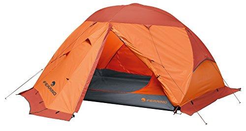 Ferrino Svalbard 3.0 4-seizoenen tent, oranje, 3-persoons dekbed