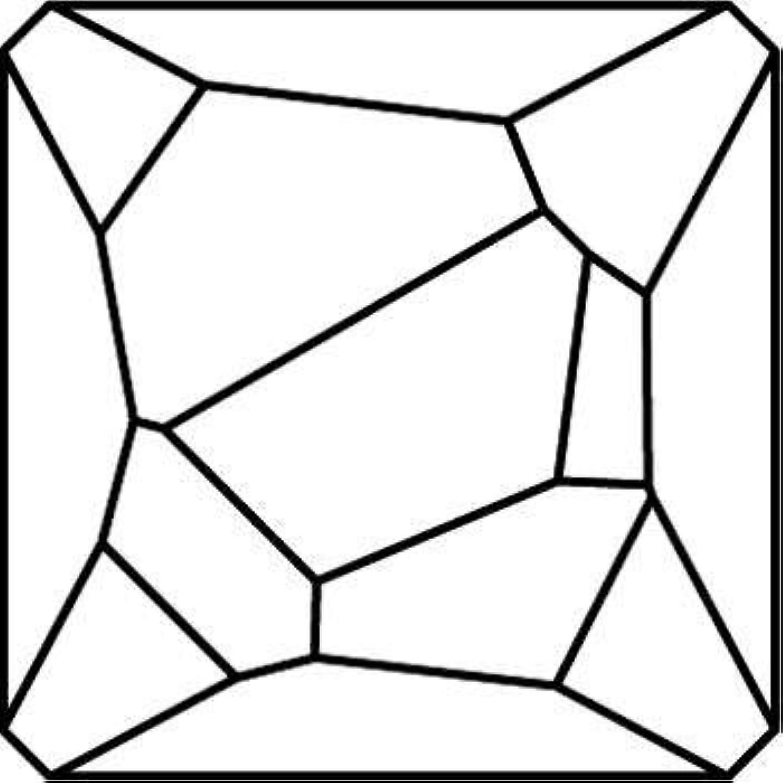 tienda de venta en línea SWAROVSKI Crystals Elements Elements Elements Fancy Stones 4854 MM 6,0 F - Crystal AB CAL V SI (001 ABCV)  disfruta ahorrando 30-50% de descuento