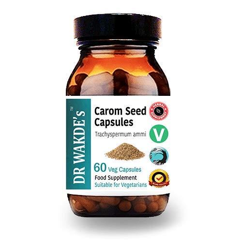 Carom Seed Capsules (Ajwain)