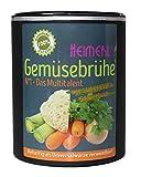 Gemüsebrühe Nr.1 - Das Multitalent - Ohne Zusatz von Zucker, Hefe oder Aromen - 100% natürliche...