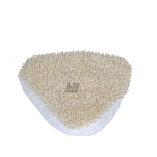 Aqua Laser Premium Minikorallenbezüge Gold Mikrofaser-Bodentücher Wischbezug Bodendampfreinigungsbesen