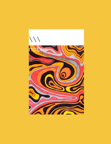 notes: Ruled Paper 100 pages - Notebook for Shadow Work, Spiritual Growth, Journaling