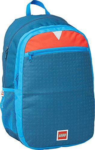 BBM Equipaje- Equipaje para niños, Azul Marino/Rojo