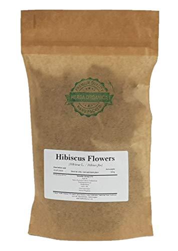 Herba Organica Hibiscus Bloem - Hibiscus L / Hibiscus Flowers (100g)
