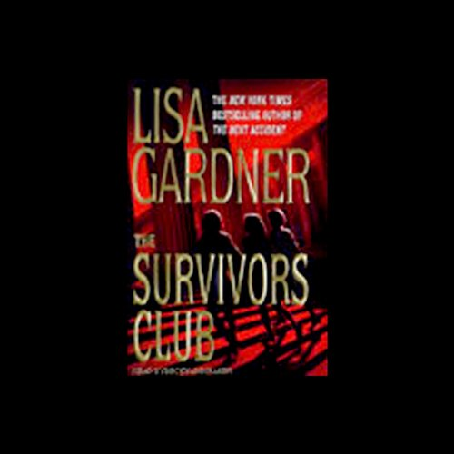 The Survivors Club audiobook cover art
