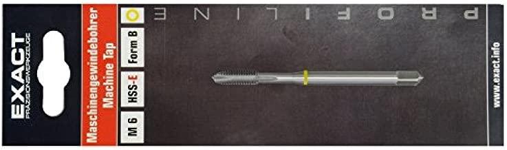 DIN371 Form C EXACT Maschinengewindebohrer M7 HSS-E