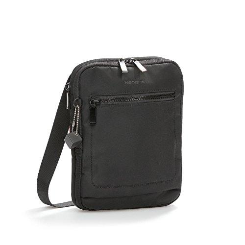 Hedgren Damen Trek Crossover Cross-Body-Tasche, eine Größe, schwarz (schwarz) - HITC 02