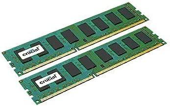 $89 » Crucial 16GB Kit DDR3 1600 MT/s (PC3-12800) CL11 Non-ECC, UDIMM 240-Pin Desktop Memory CT2KIT102464BA160B/ CT2CP102464BA160B