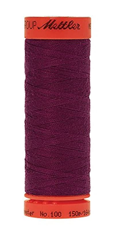 Mettler Metrosene 100% Core Spun Polyester Thread, 165 yd, Purple Passion