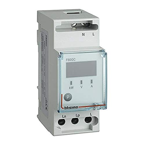 Interruptor digital horario 24 h 24 V – Bticino Legrand 003784