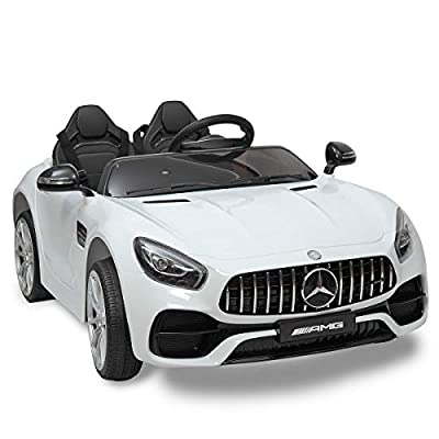 Kids Ride-on 2 Seater Benz Electric Powered