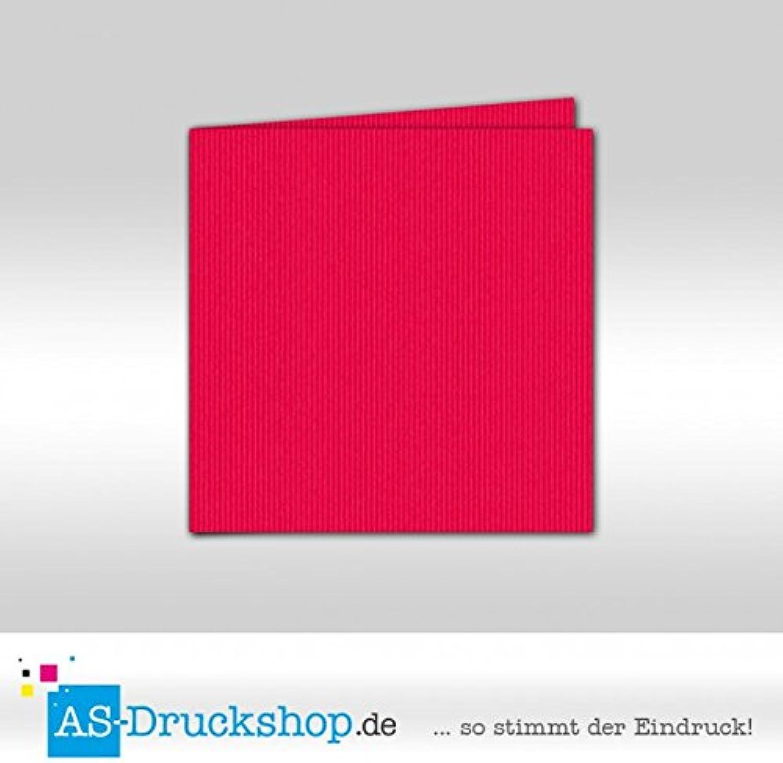 Faltkarte Doppelkarte - Purpurrot 50 Stück Quadratisch Quadratisch Quadratisch 155 x 155 mm B07951BYGV | Reparieren  | In hohem Grade geschätzt und weit vertrautes herein und heraus  | Louis, ausführlich  b0e4d1