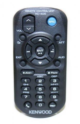 KENWOOD OEM Original Part: A70-2104-05 Car Audio In-Dash CD Receiver Remote Control