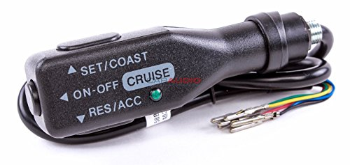 Rostra 250-3742 Universal Left-Hand Mount Open Circuit Cruise Control Switch