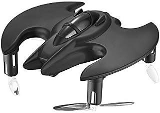 Batman Micro DC Batwing Quadcopter Drone, Color Negro (Propel WB-4010)