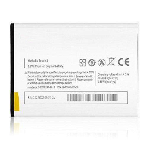 Bateria Compatible con Ulefone Be Touch 1/2 / 3 | 3050mAh | Capacidad