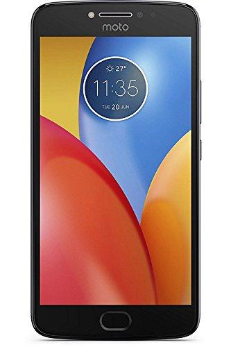 (Renewed) Motorola E4 Plus (Iron Grey, 32GB)