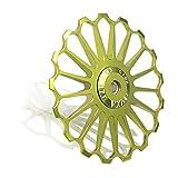 JIACUO 17T, Rueda de Jockey de Bicicleta, rodamiento de cerámica, polea de Cambio, aleación de Aluminio, guía de Bicicleta de Carretera Trasera, Piezas de MTB