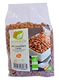 Cereales Arroz Hinchado con chocolate SIN GLUTEN BIO. Caja de 6 x 200g. Nature&Cie