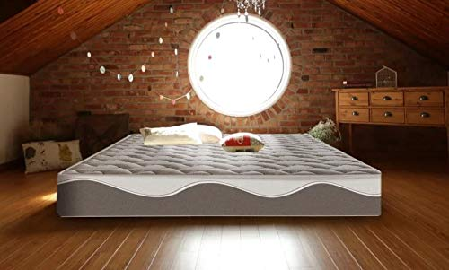 Sleepers Mattress HYPNOS | 1200 Pocket Micro Springs | 9 Zones Support | Deeper Sleep | Thickness 25 cm (Single 90X190 cm)