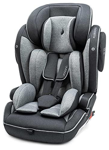 Osann Flux Kindersitz 9-36 kg Isofix (Gruppe 1/2/3) Kinderautositz - Universe Grey