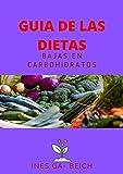 Guia de las dietas: Bajas en carbohidratos