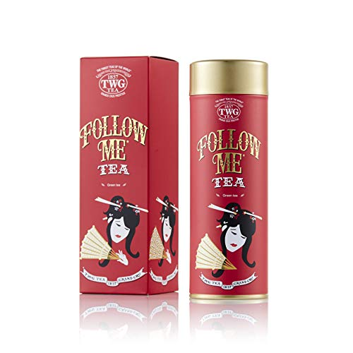 TWG Tea, Follow Me Haute Couture Teedose g, Waldbeere, 100 g