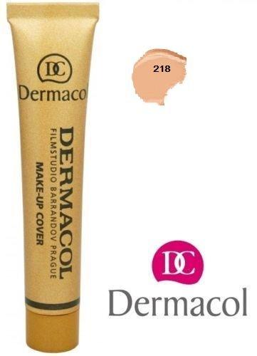 Dermacol Camouflage Maquillage (Makeup Apprêt, recouvrement des tatouages et cicatrices), 218