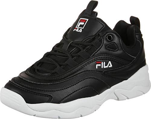 Fila Damen Sneakers Ray Low schwarz 40