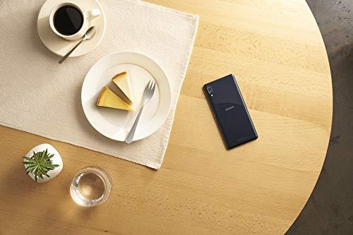 Sony Xperia L3 Smartphone (14, 5 cm (4, 7 Zoll) 18: 9 HD+ Display, 32 GB Speicher, Dual-SIM, Android 8.1) Schwarz