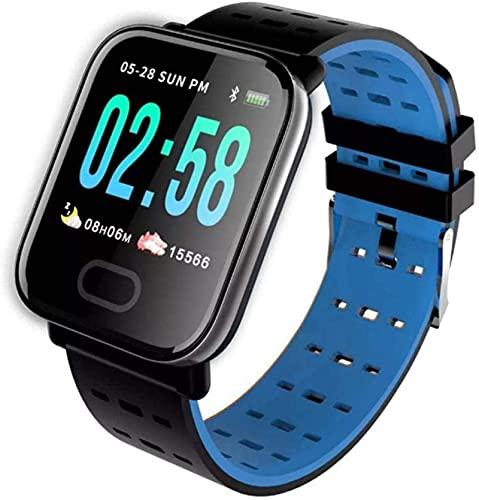 Monitor de presión arterial digital Tonómetro impermeable sobre muñeca Médico Médico Presión de medición portátil Reloj de pulsera inteligente