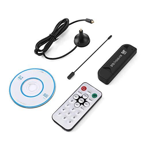 XIANGAI Bella Mini USB RTL-SDR & ADS-B Software remoto Ricevitore Set Basso costo Defined Radio Compatibile con Molti Pacchetti Software SDR