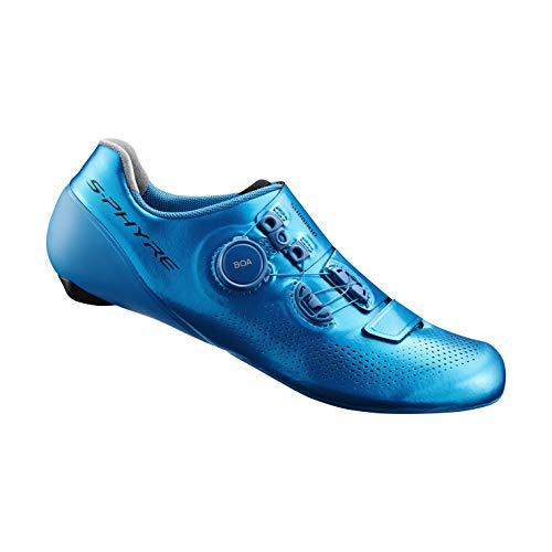 SHIMANO SH-RC901 S-Phyre Scarpe Uomini Blu Scarpa Taglia EU 43 2020 Scarpe Da Bici