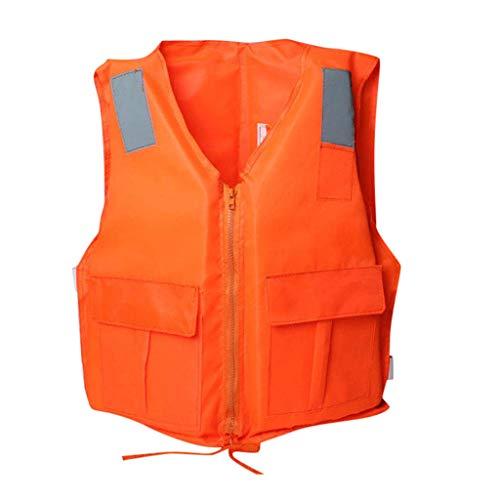 Pulley Chaleco Salvavidas,Comfort Chaleco Salvavidas,Deportes acuáticos Waterski Jetski Wakeboarding Safety Impact Vest,para Nadar Canotaje Kayak Piragüismo Unisex