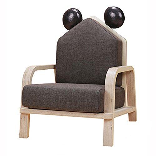 [Motif Yoons] Hizoo Canapé Mouse Bouleau Chambre d'enfant Animal Enfant Assise de Chaise