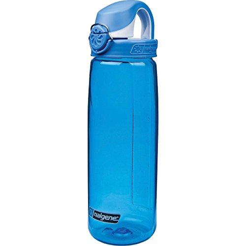 Nalgene \'Everyday OTF\' - 0,7 L, blau, Deckel blau-Weiss