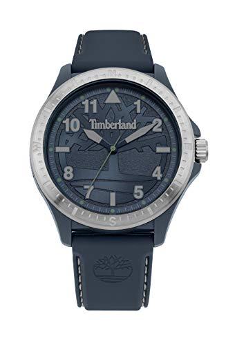 Timberland Reloj de Pulsera 15925JPBLS/03P