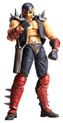 Figurine - Ken le Survivant - Hokuto No Ken - Revoltech Ken 004 - Jagi AF