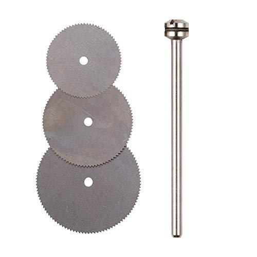 キソパワーツール プロクソン 小径丸のこ刃3種セット No.28830 1セット