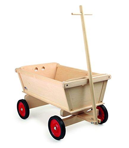 Small Foot - 10308 - Chariot pour Enfants - Nature
