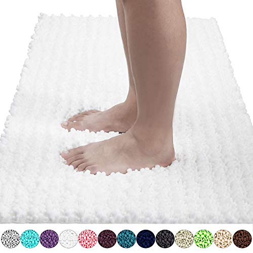Yimobra Original Luxury Shaggy Bath Mat