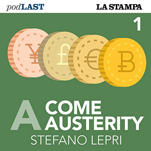 Austerity (A come Austerity 1) audiobook cover art