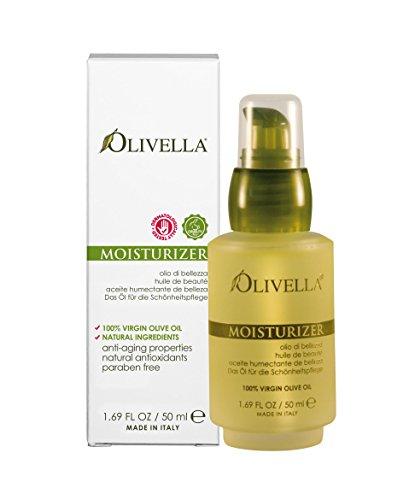 Olivella Olivella All Natural Virgin Olive Oil Moisturizer, for All Skin Types, 1.69 Oz, 1.69 Oz