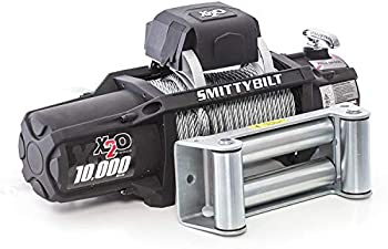 Smittybilt X2O Waterproof Winch
