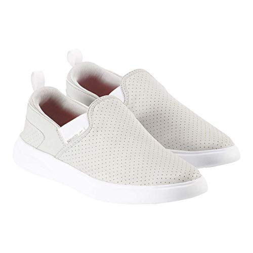 Speedo Ladies' Hybrid Slip on Shoe (11) Gray/White