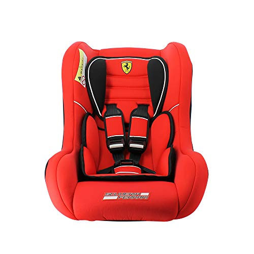 Siège auto Ferrari groupe 0/1/2 (0-25 kg)
