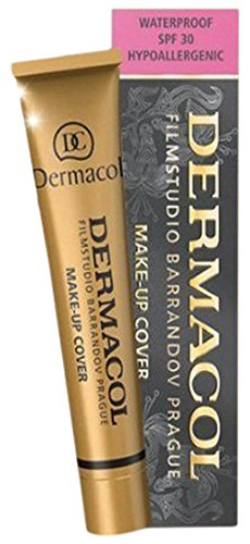 Dermacol Make-up Cover - Waterproof Hypoallergenic For All Skin Types - nr 208 by Dermacol