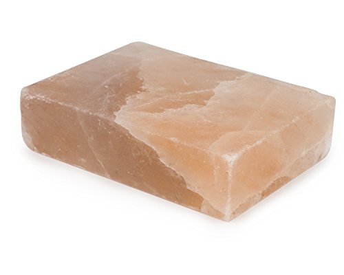 HemingWeigh Himalayan All Natural Crystal Salt Cooking Tile Himalayan Salt Block (10' X 6' X 2')