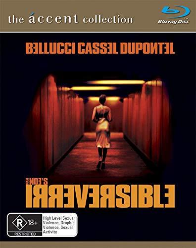 IRREVERSIBLE (2004) - IRREVERSIBLE (2004) (1 Blu-ray)